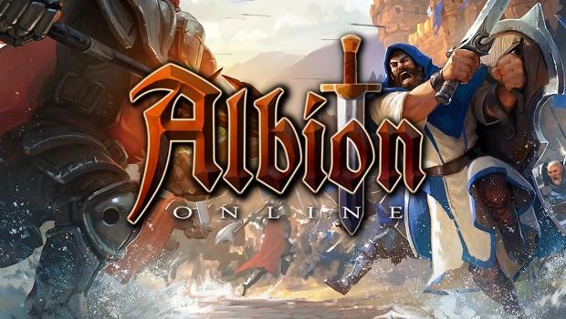 Albion Online - Couverture - logo final