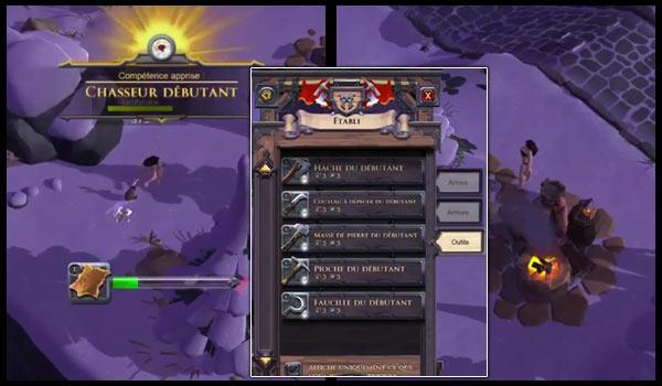 Albion Online - premiers-pas