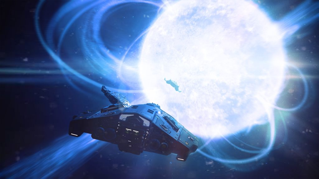 ED - Neutron star overhaul