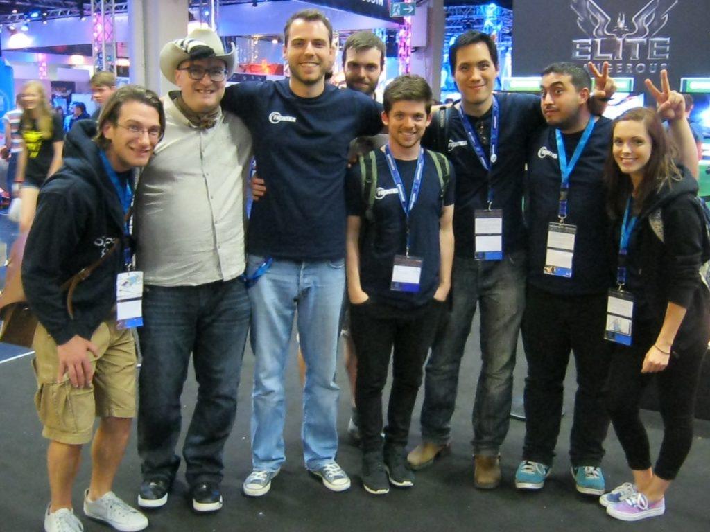 ED - Team Frontier gamescom 2016