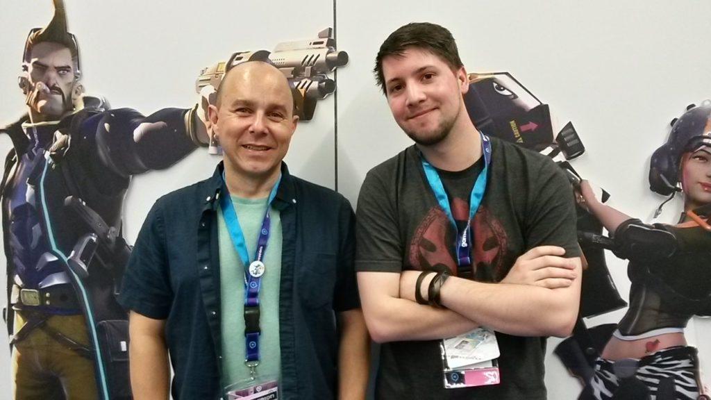 Nicou and Scott Hartsman
