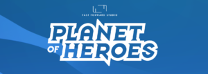 Planet of Heroes Logo