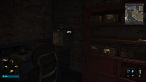 Deus Ex - Mankind Divided - Guide carte d'accès - screen12