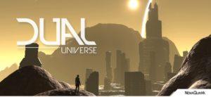 Dual Universe - Couverture - logo