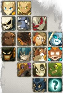 wakfu 17 classes