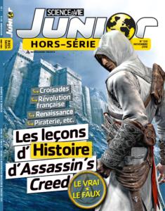 science-et-vie-junior-hors-serie-assassins-creed