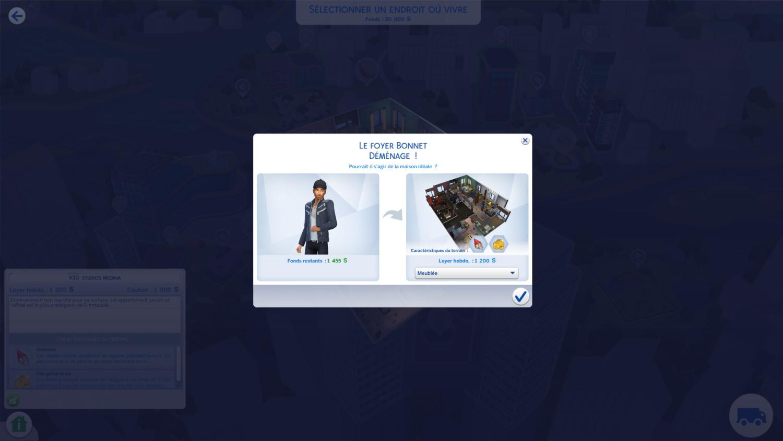 Les sims 4 pr sentation de vie citadine game guide Meuble de cuisine sims 4 qui s imbrique