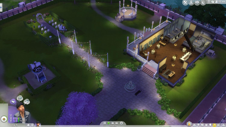 Sims  Au Restaurant Prix