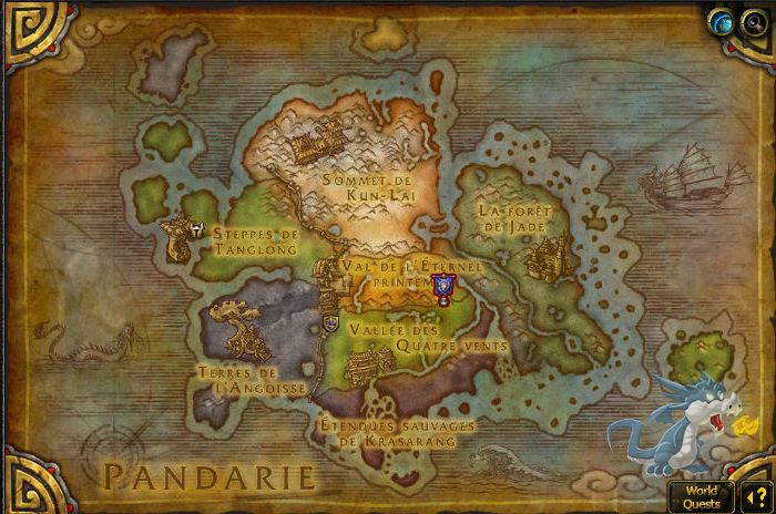 List of pop culture references in Warcraft - Wowpedia ...