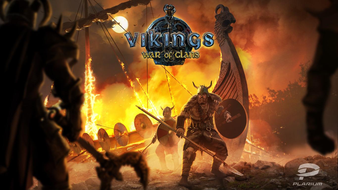 vikings war of clans un nouveau jeu de strat gie game guide. Black Bedroom Furniture Sets. Home Design Ideas