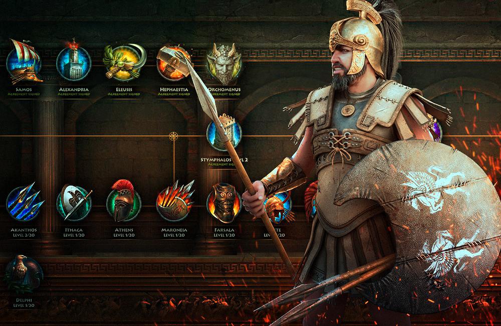 sparta war of empires images et photos