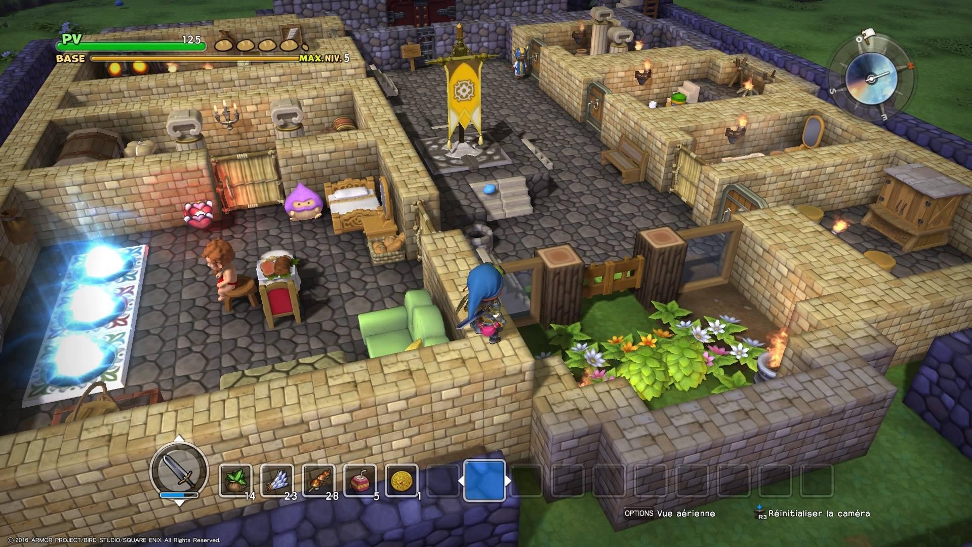 Cantelin Dragon Quest Builder