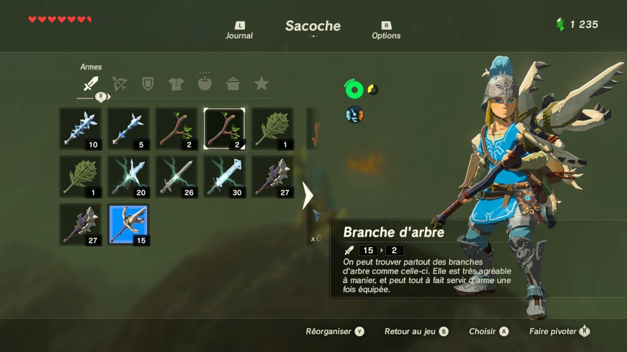 The Legend Of Zelda Breath Of The Wild Apercu D Une Epopee