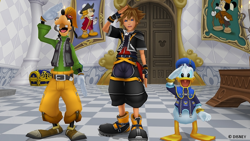 kingdom hearts 1 ps4 trophy guide