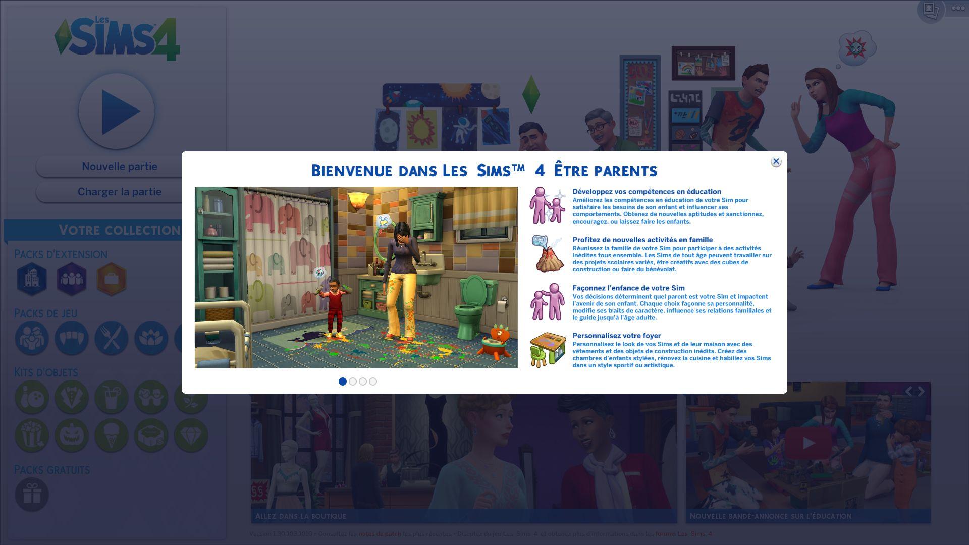 Les Sims 4 Apercu Du Pack De Jeu Etre Parents Game Guide
