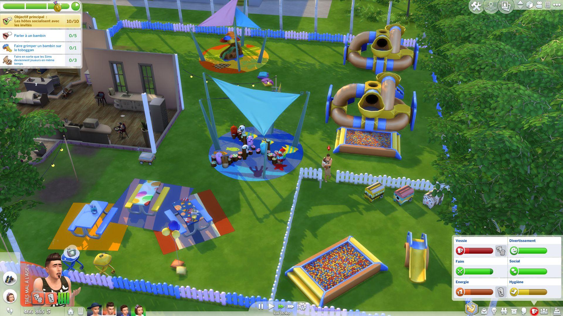 rencontres interactives jeux Sims mon Seigneur datant gay