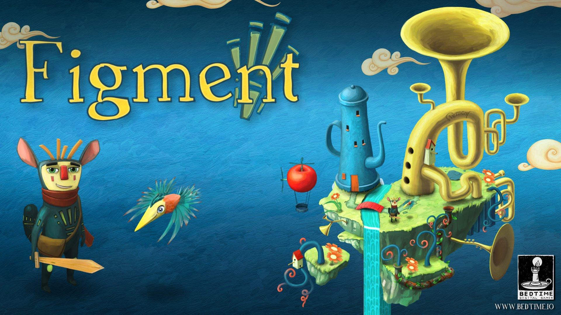 Figment - Figment, il gioco che racconta la mente, arriva su PS4