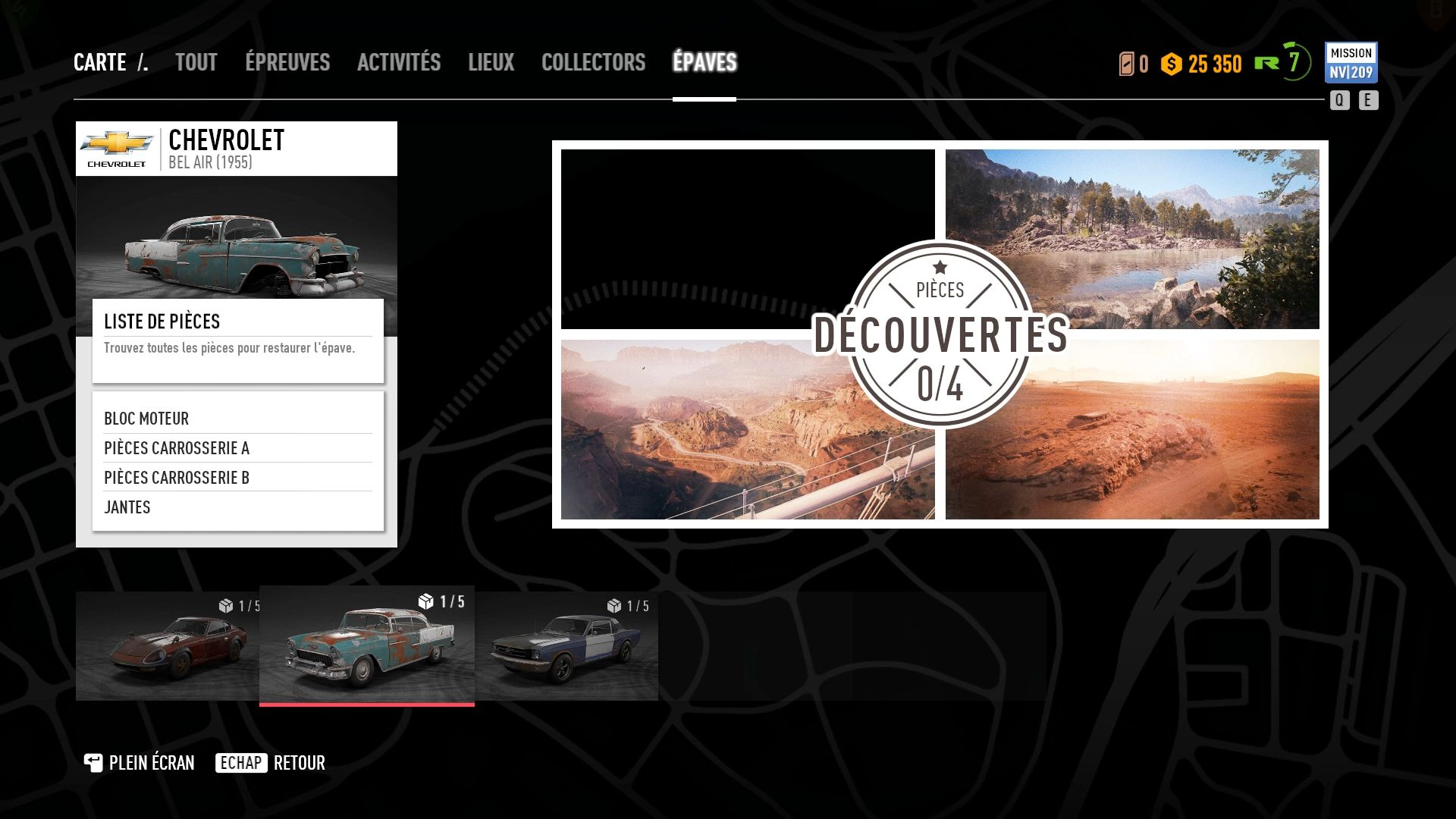 need for speed payback guide des paves game guide. Black Bedroom Furniture Sets. Home Design Ideas