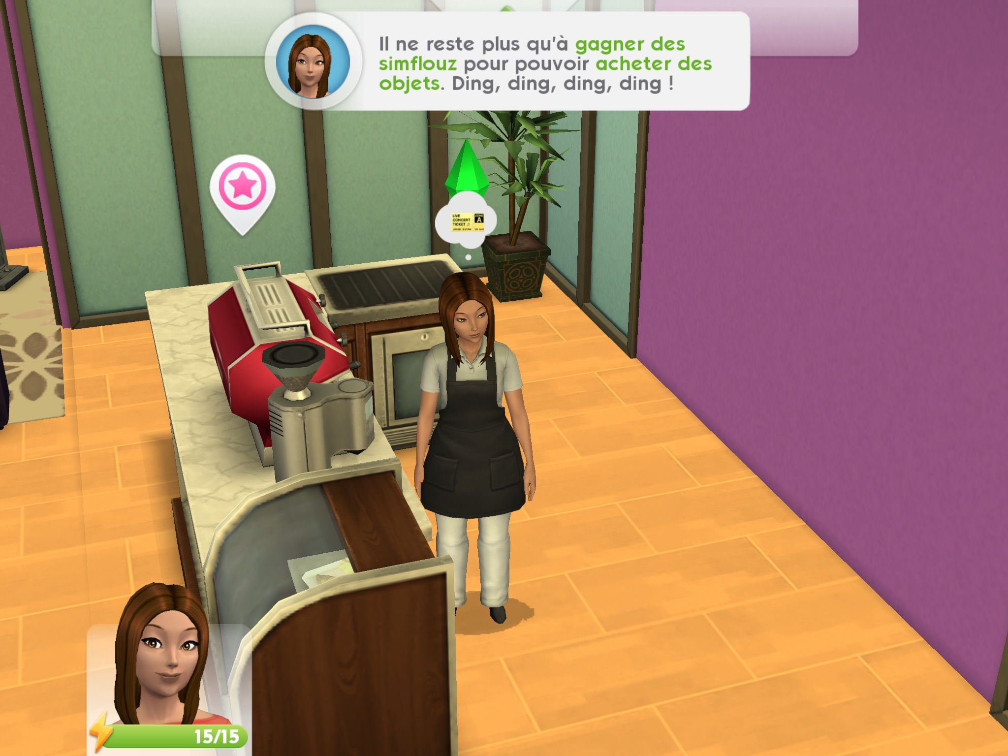 Les sims mobile guide