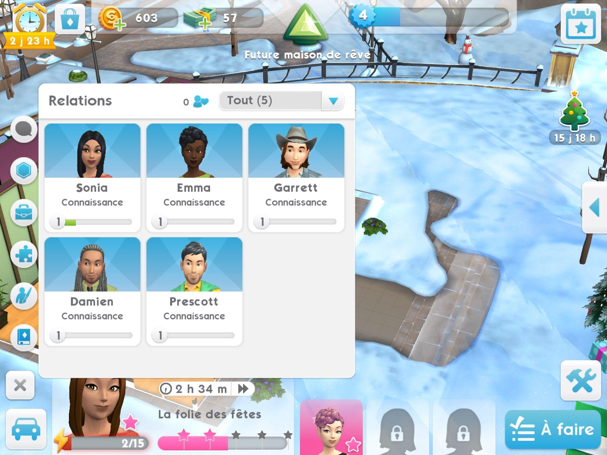 Trucs et astuces pour Les Sims Mobile - Actualité des Sims ...