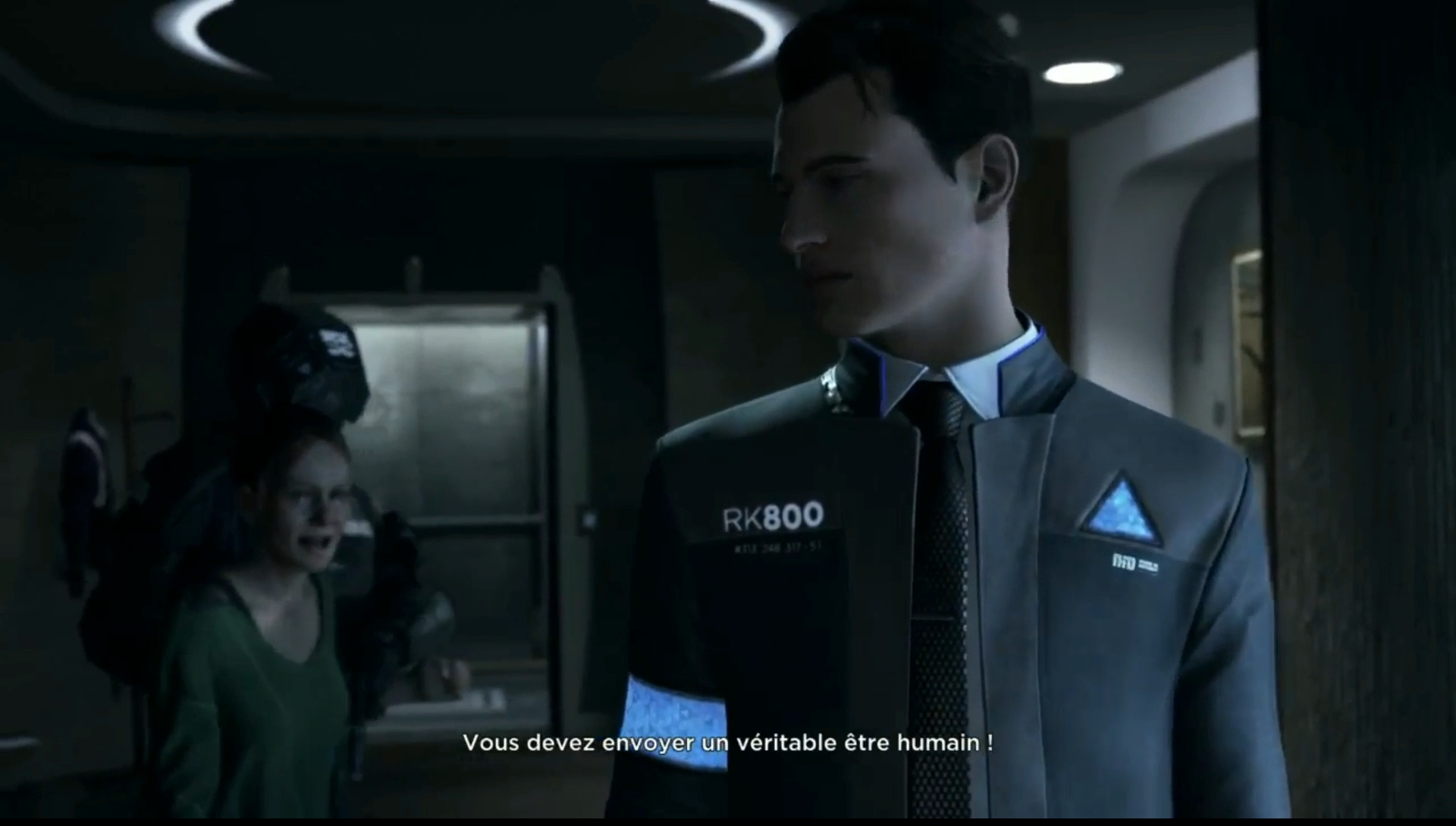 how to get detroit become human demo