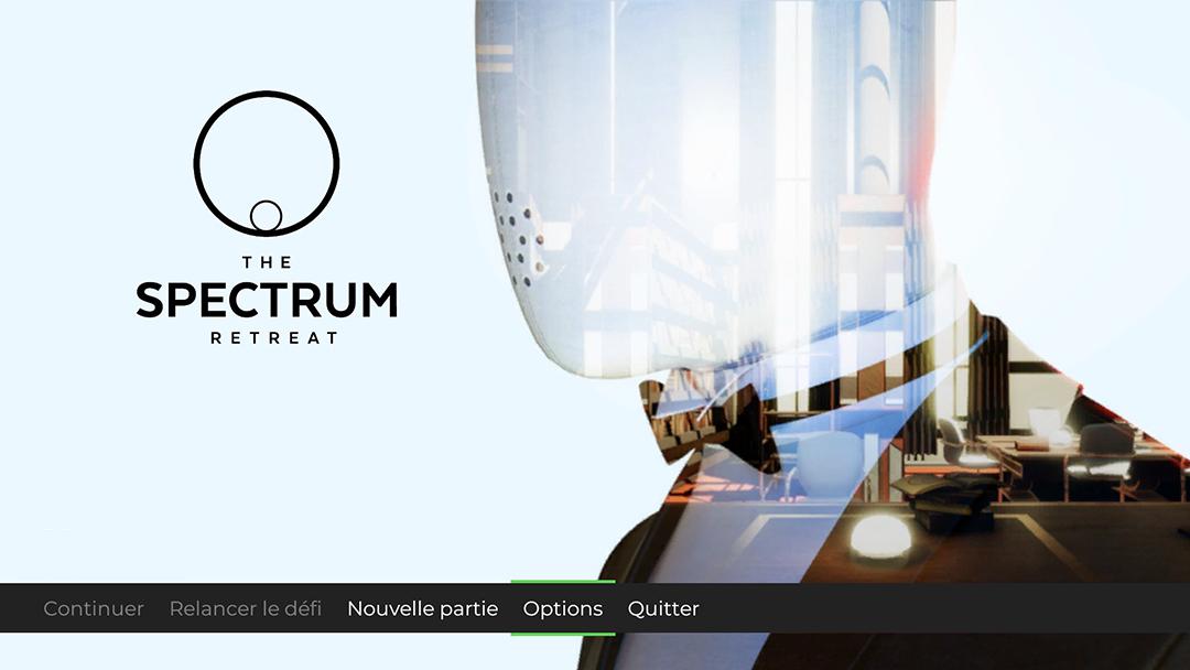 The Spectrum Retreat – Un jour sans fin