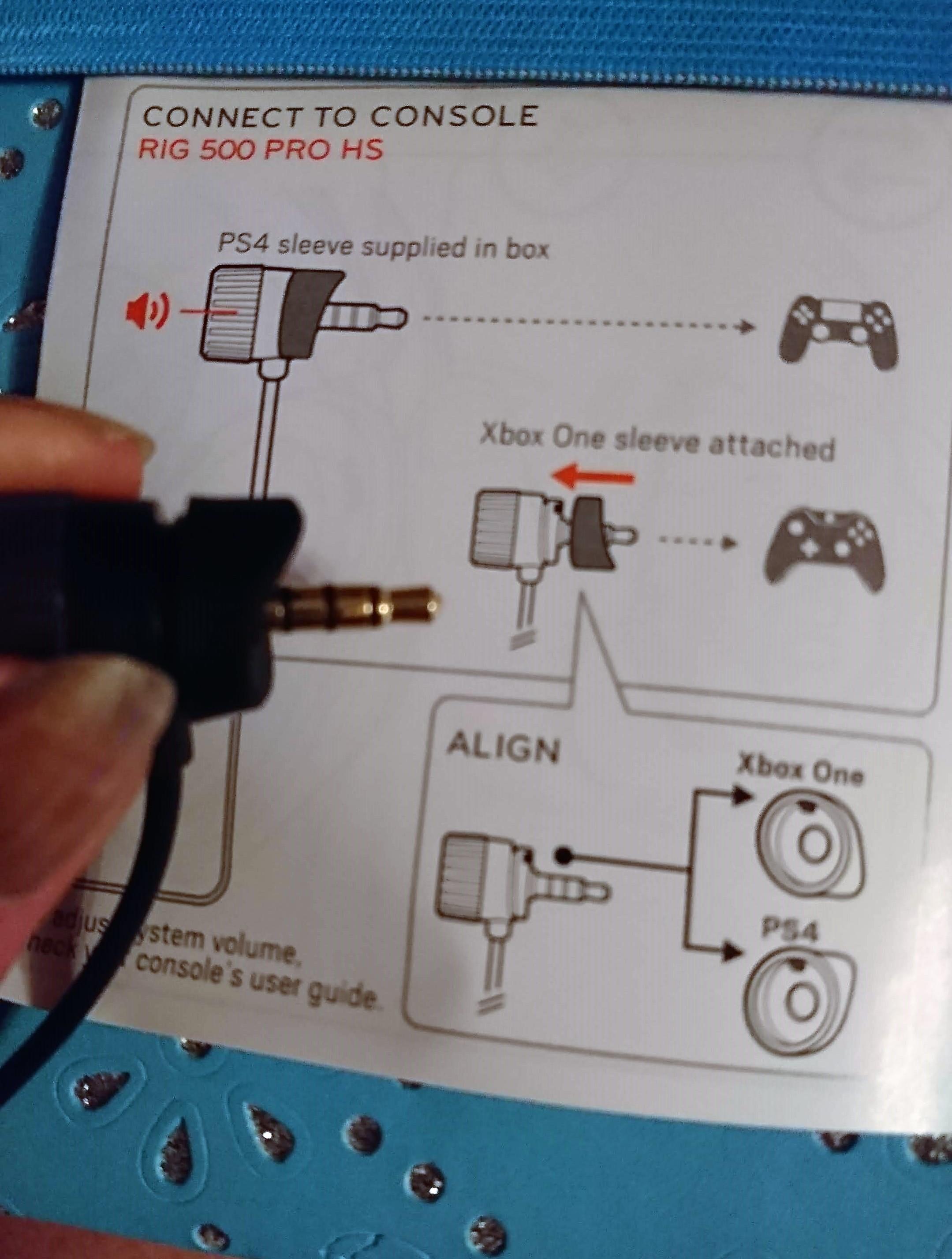 Plantronics - RIG 500 Pro HC : un casque pour Xbox One et