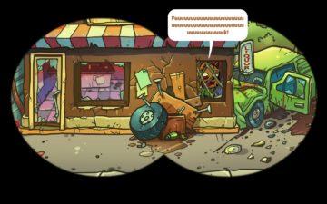 scheming through the zombie apocalypse gameguide screenshot
