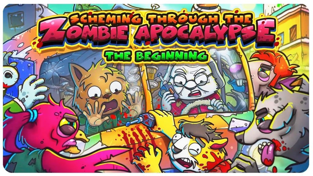 scheming through the zombie apocalypse gameguide screenshot