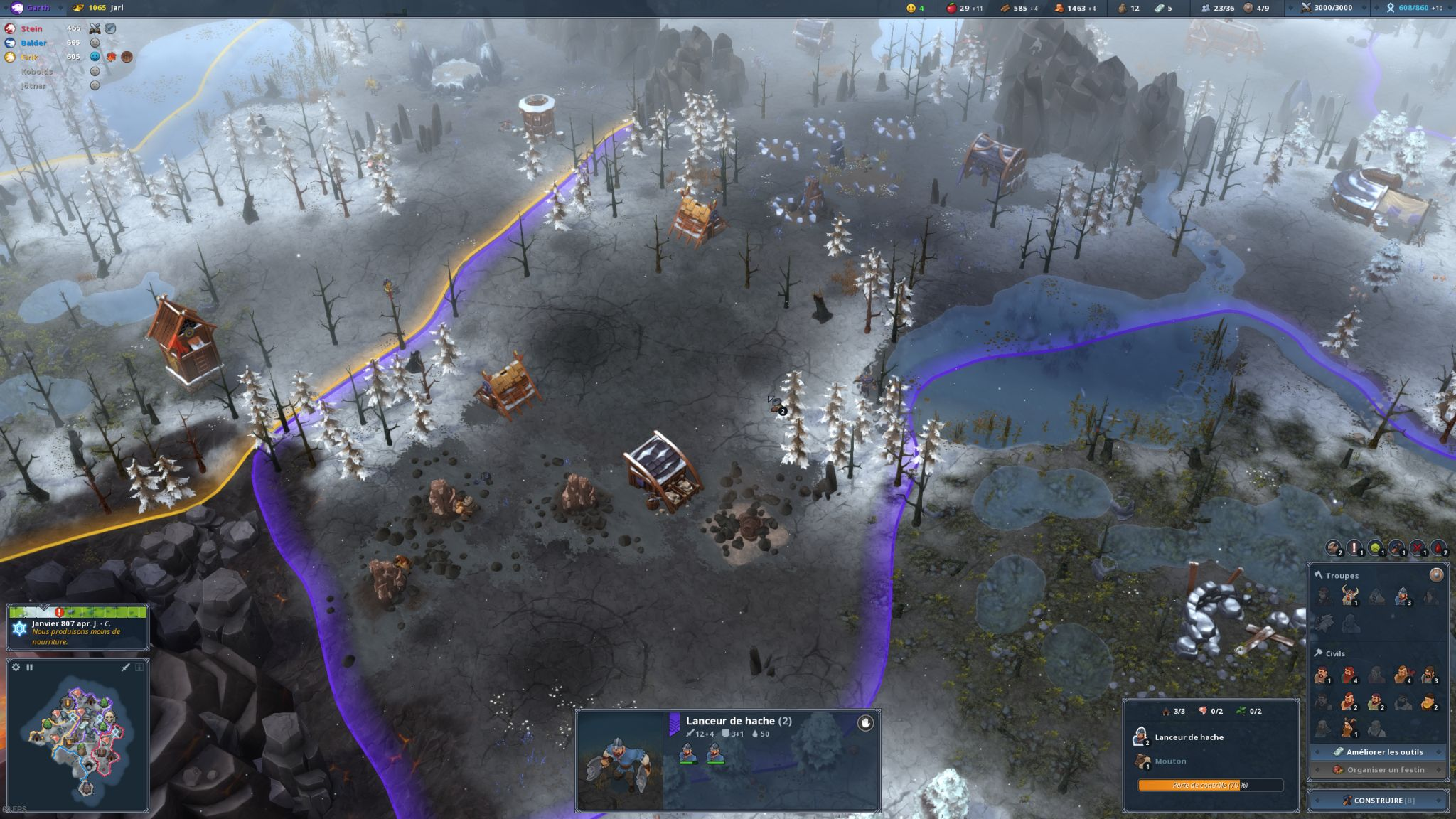 Northgard - Une mise à jour explosive - Game-Guide
